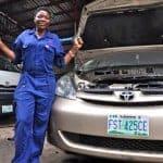 Because of Sandra, More Women are Becoming Mechanics in Nigeria