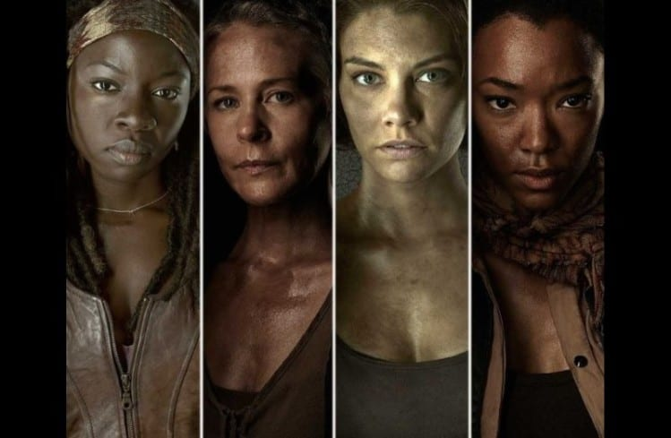 The Walking Dead Sisterhood Agenda