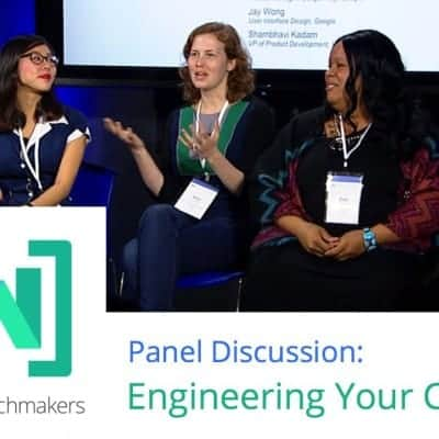 Become a Woman Techmaker with Google