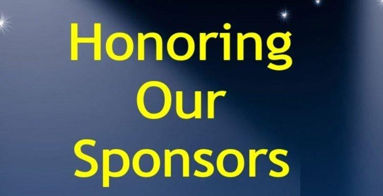 Honoring Sponsors