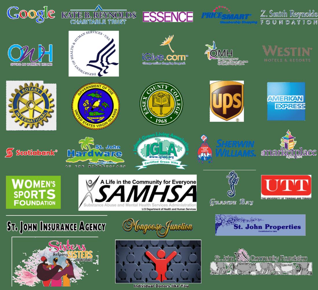 Sisterhood Agenda Sponsors 2016