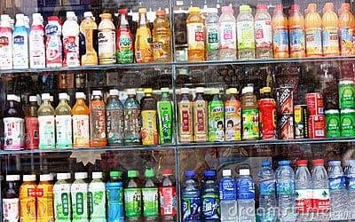 Pick a drink: