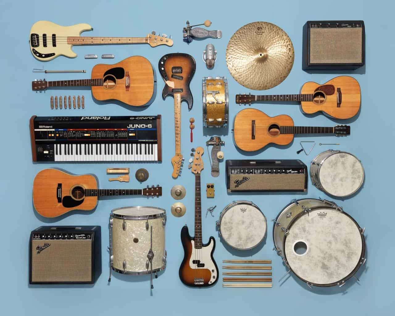 Pick an instrument: