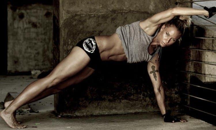 Ashley Conrad fitness