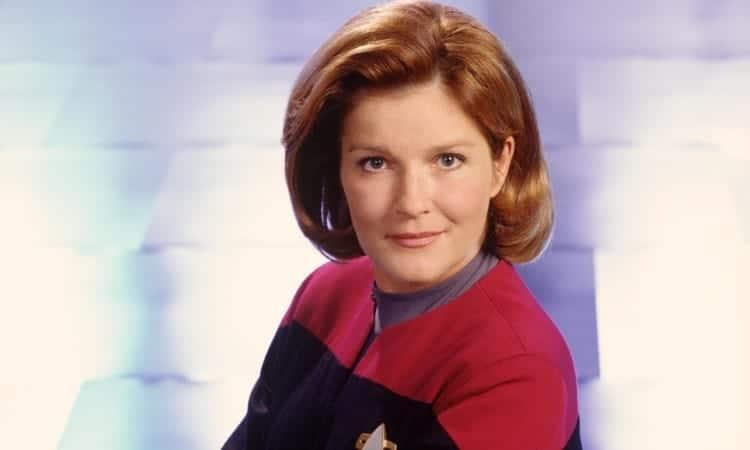 Kate Mulgrew as Janeway (Medium)