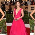 Colorful Fashion @ the SAG Awards
