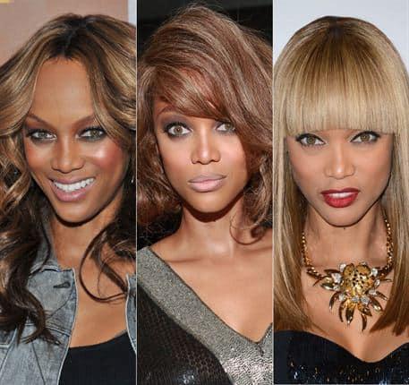 Tyra Banks Skin bleaching
