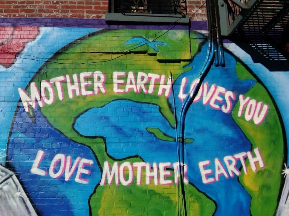 Mother Earth Loves You Earth Day
