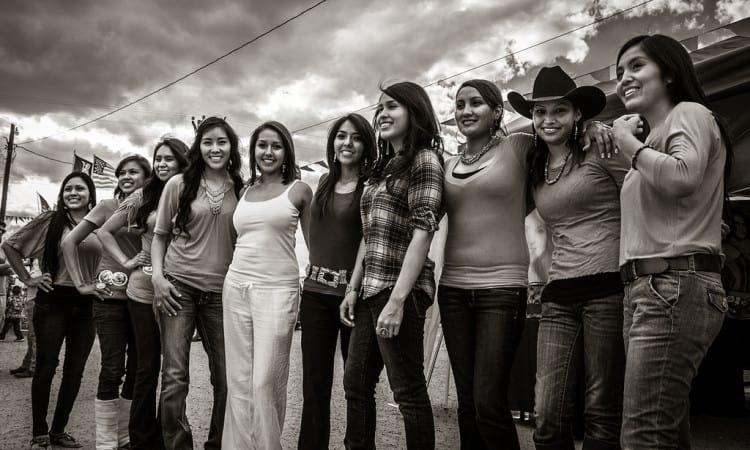 Navaho Sisters