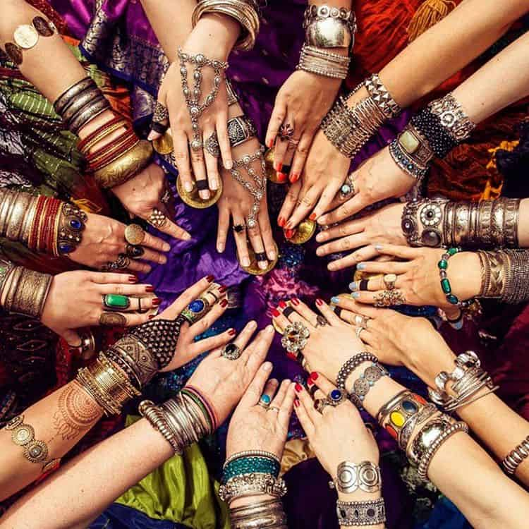 Sisterhood Agenda Sisterhood Manifesto Many Hands
