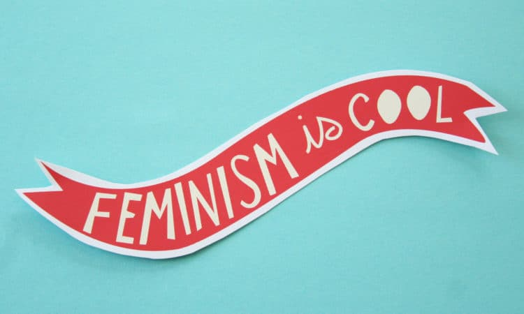 Feminism is Cool Sisterhood Agenda Mainstream Feminism
