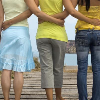 Sisterhood Helps Women & Girls Heal From Bullying