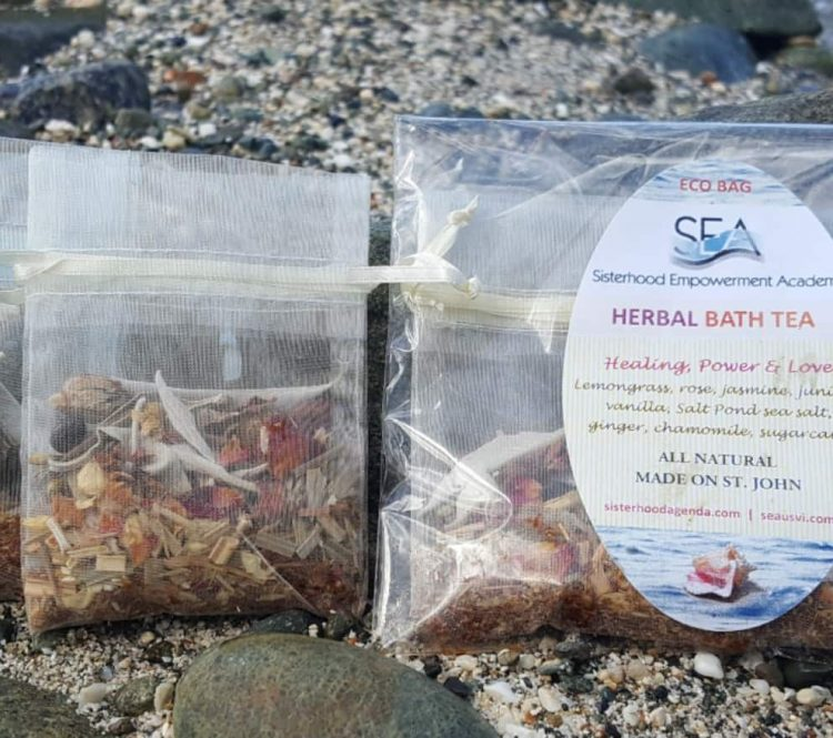 sea-herbal-bath-tea-frank-bay-beach
