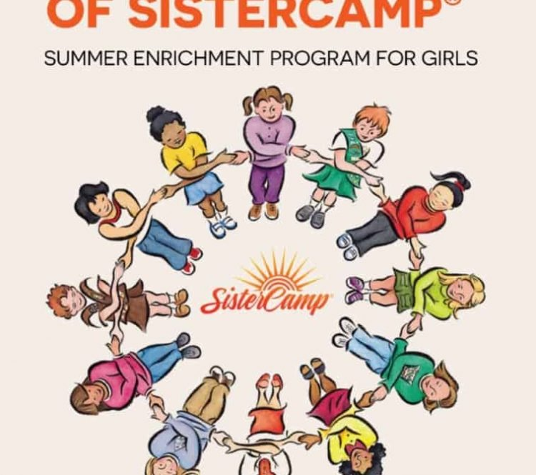 345 Activities of SisterCamp 2016