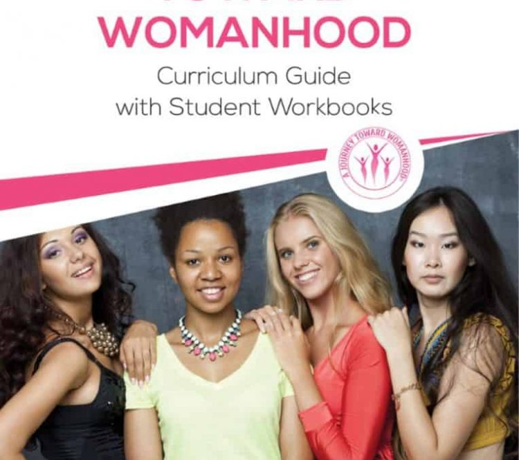 A Journey Toward Womanhood updated cover 2016