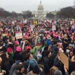 Women's March Showcases Global Sisterhood