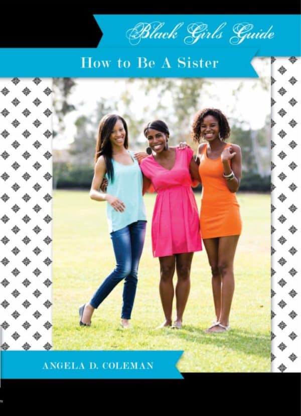 Sisterhood Agenda Black Girls Guide How to Be a Sister Cover