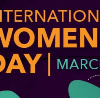 International Women's Day:  #IWD2018