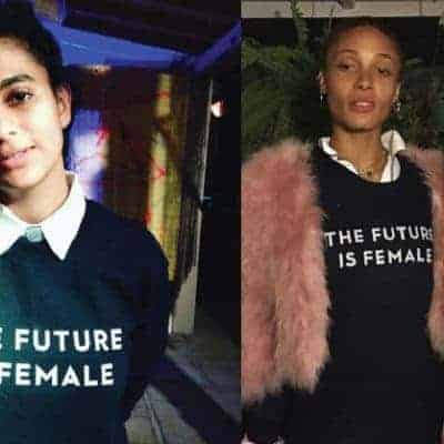 Fashion Speaks Feminism