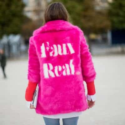 Faux Fur or Real Fur:  Fashion Controversy