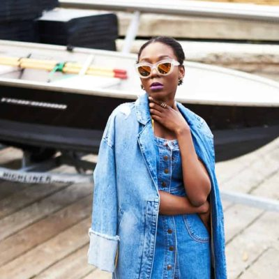 Ways to Style Denim on Denim