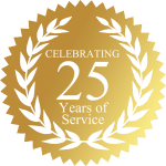 Celebrating Sisterhood:  25 Years of Service
