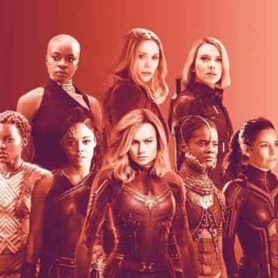 The Marvel Sisterhood Expands