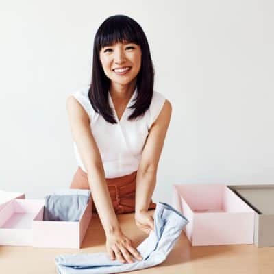 How Marie Kondo Sparks Joy Into Our Lives