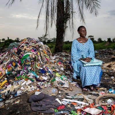 Isatou Ceesay-Plastic Recycling Queen