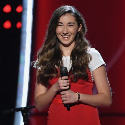 Sisterhood Agenda Girl Band Participant Slays Audition on 'The Voice'