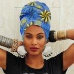 African Print Headwrap