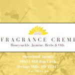 Fragrance Creme with Honeysuckle, Jasmine, Herbs, Oils