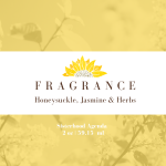 Fragrance with Honeysuckle, Jasmine, Herbs